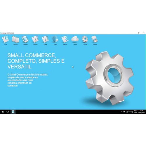 Licença 1 ano Small Commerce