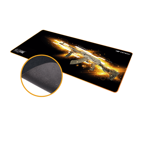 MOUSE PAD GAMER KILLER FIRE MP-G1000 C3TECH (Control)
