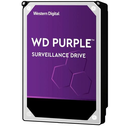 HD WD PURPLE SURVEILLANCE, 8TB, 3.5´, SATA - WD10PURZ - CÂMERAS